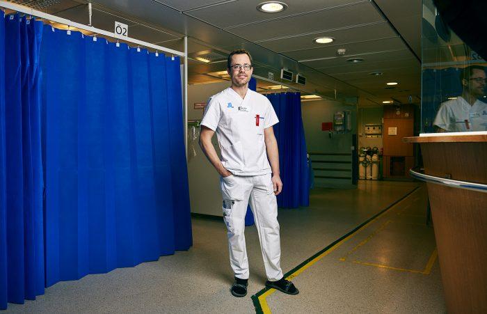 Magnus Bager Tryggvård.se en webbplats från Sveriges läkarförbund. Med Trygg vård och tryggvård.se vill vi synliggöra Sveriges läkare.