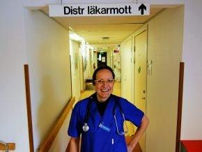 Marieke Claussen - Tryggvård.se en webbplats från Sveriges läkarförbund. Med Trygg vård och tryggvård.se vill vi synliggöra Sveriges läkare.