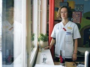 Annika Weiderling, Trollbäckens vårdcentral